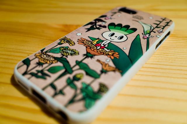 HAKUSAI iPhone