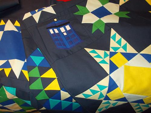 TARDIS block