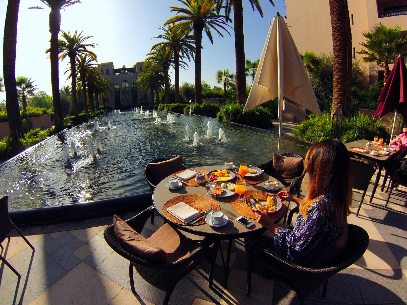 Un placer desayunar así cada mañana four seasons marrakech - 15907896935 ceeff4050d h - Four Seasons Marrakech, oasis en la ciudad roja