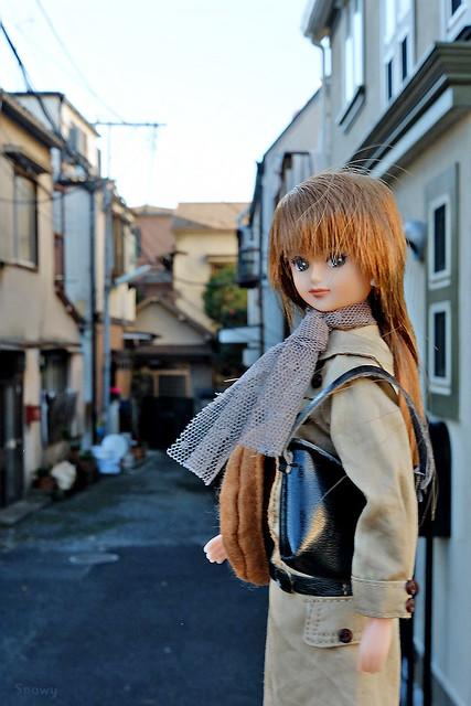 キサラ 2014-12-02@谷中