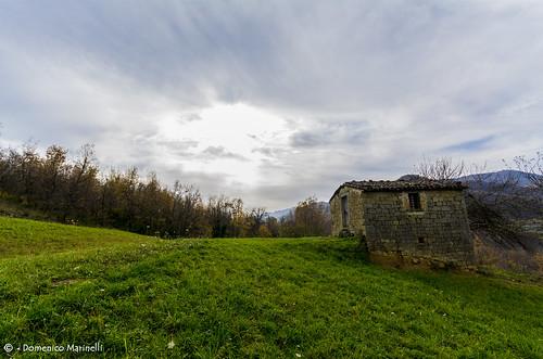 La casetta sui colli - The little house in the hills