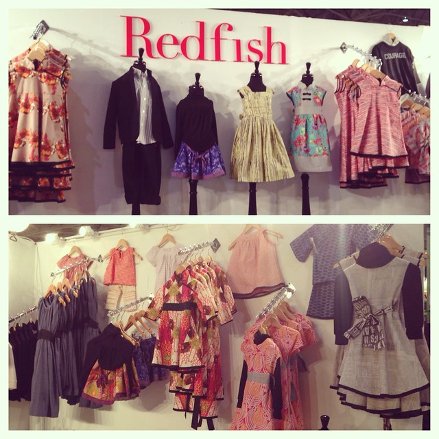 One of a Kind Show Christmas 2014 - Redfish