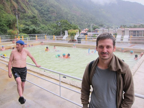 La Virgen Hot Springs