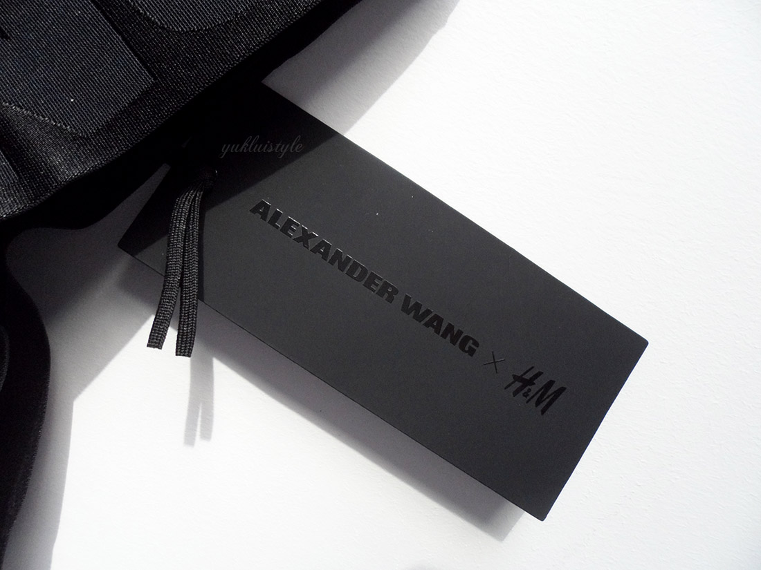 Alexander Wang x H&M Haul