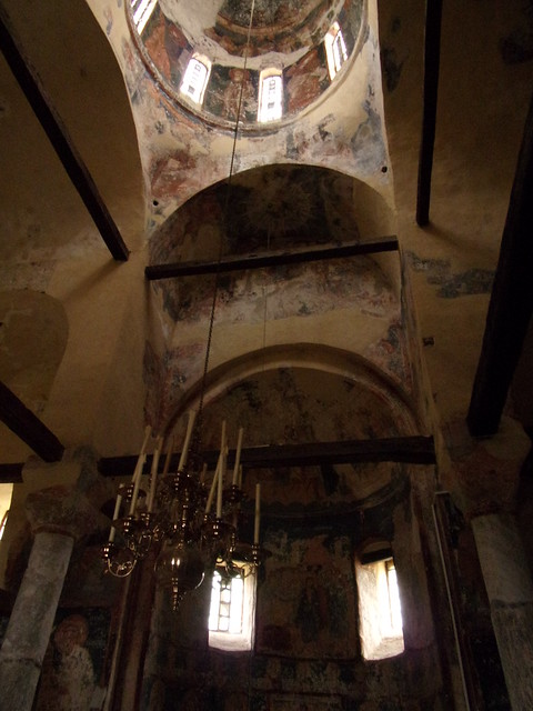 Nave Interior, Pavlica Monastery, 13th century