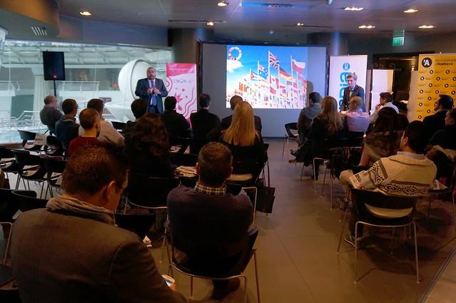 3r Break First Coworking dins del Global Entrepreneurship Week