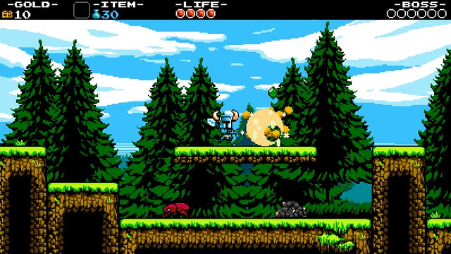 Shovel Knight PSX