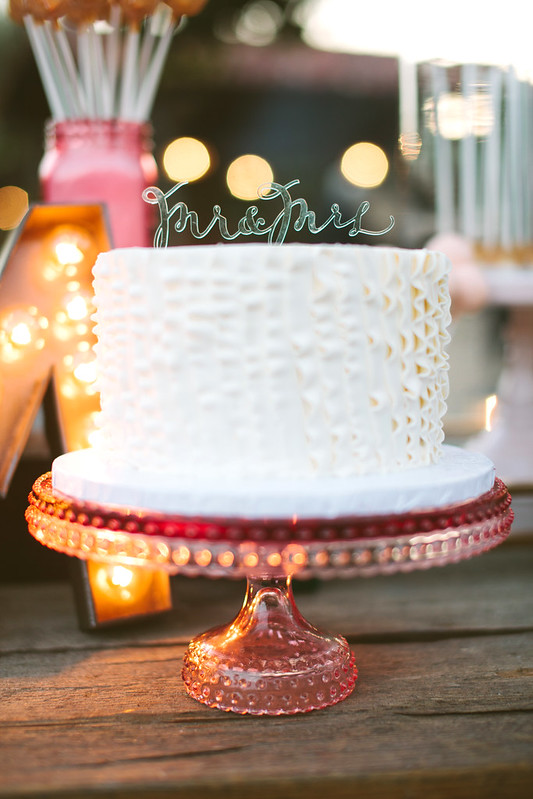 Holman Ranch Rustic Chic Dessert Display