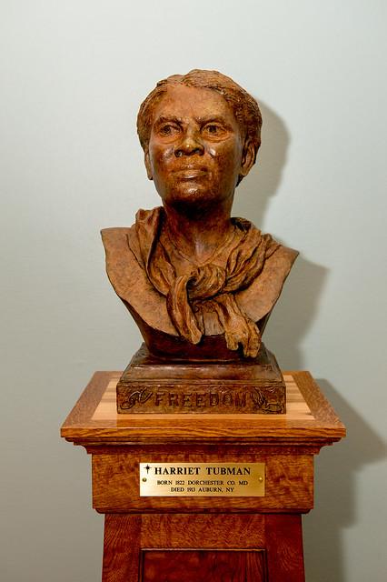 Header of Tubman