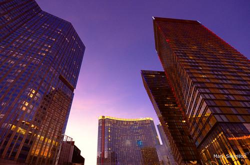 city travel las vegas sunset color buildings lights nikon cityscape nevada wide sigma casino resort strip 1020mm d5100