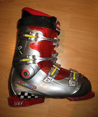 Lyžařské boty ATOMIC - titulní fotka