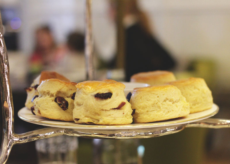 The Rosebery Afternoon Tea Review, Bumpkin Betty