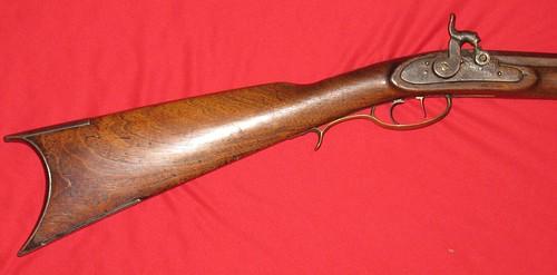 Washington Hatfield Rifle - Made in Owensburg, Indiana