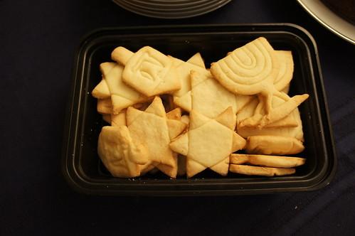 At Home:  Chanukah Family Dinner 2014