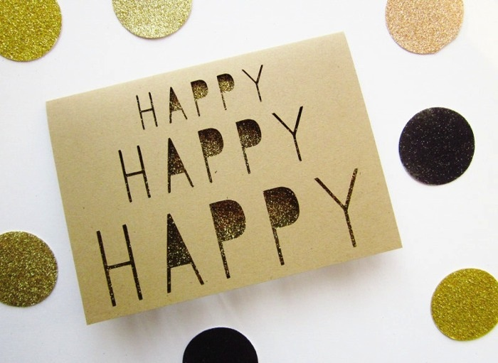 Ravacholle Lifestyle Blog | Happy New Year happy happy happy card