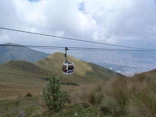 Teleférico al Pichincha
