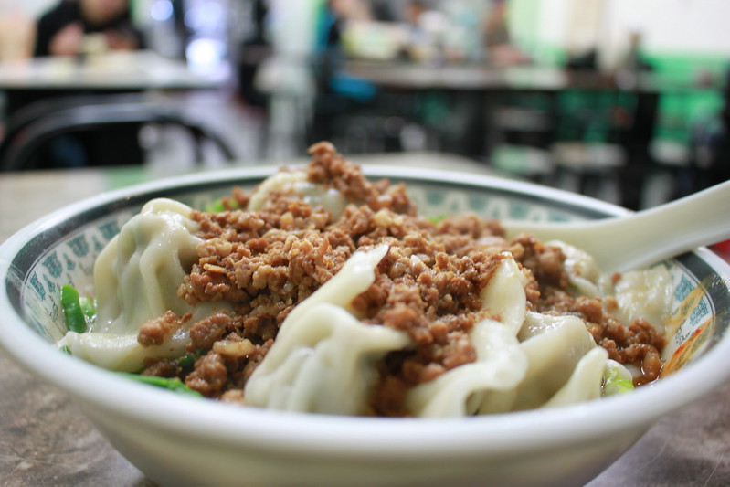 17度C西門町首推在地美食-元之寶拉麵 (1)