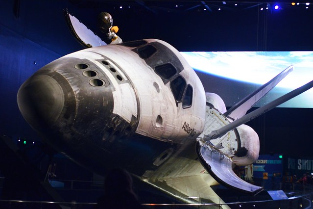 First View of Atlantis