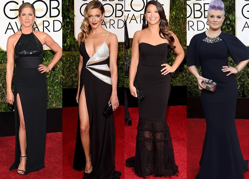 Golden Globes 2015- Looks