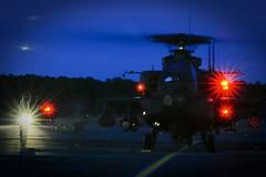 Night interdiction attack training