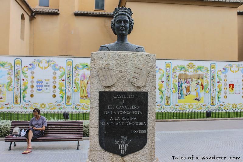 CASTELLÓN DE LA PLANA - Plaza de Fadrell