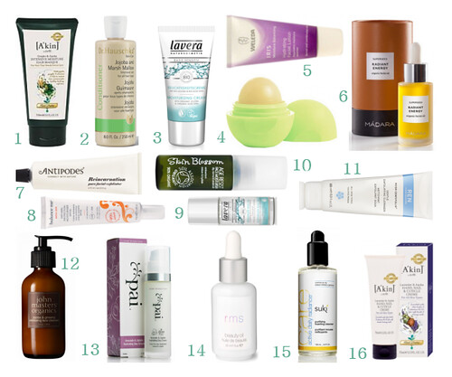 Beauty Products Containing Jojoba Oil