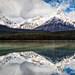 Chephren Reflections by Kirk Lougheed