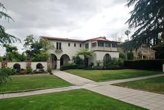 Earl B. Wiggins Residence, Merl L. Barker, Barker & Ott 1929