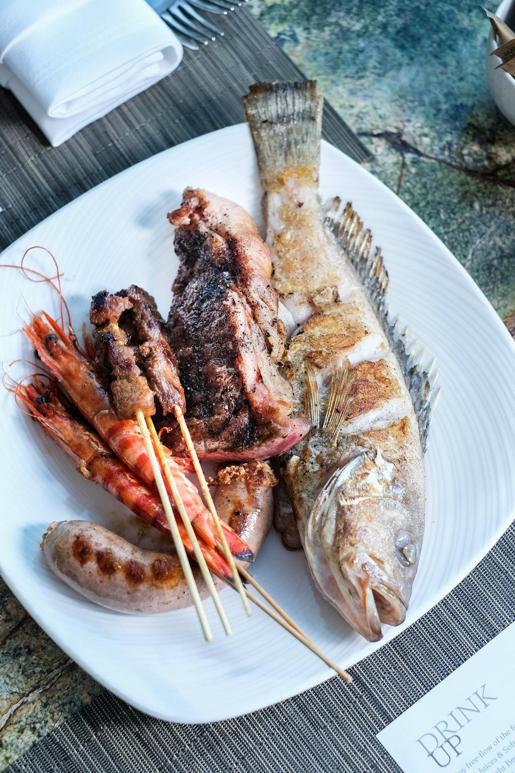 Seasonal Tastes' Grilling meat