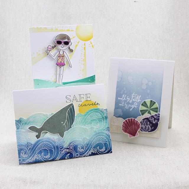 Summer Inspirations Cards