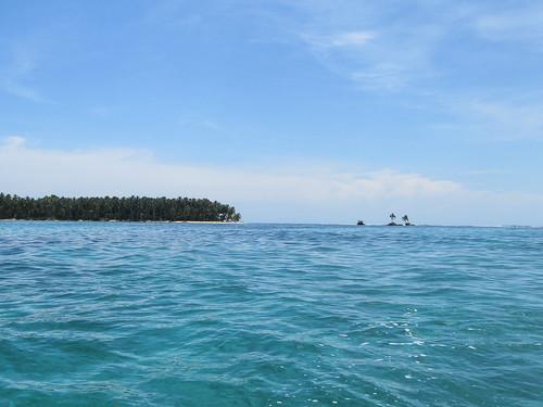 Bocas del Toro: Cayo Zapatilla 2 en vue !