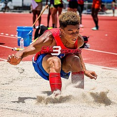 Region 19 AAU Finals check out more photos link in bio #sportsphotography #nikonphotography #trackislife #tracknation #ok3sports