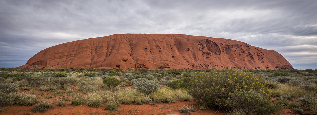 Uluru Ayres Rock Northern Territory-3-2