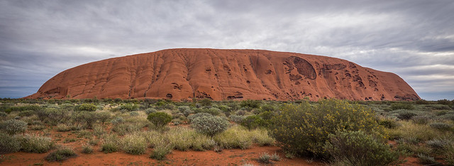 Uluru Ayres Rock Northern Territory-3-2 - How to do your own self-guided Uluru tour in Australia. Visit Ayers Rock in the Australian outback for cheap | Things to do in Uluru | Budget tour of Ayres Rock | Road trip from Alice Springs to Uluru | Free camping at Uluru