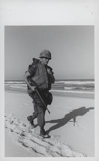 Arthur Young Moves Along the Shore, 17 December 1967
