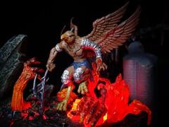 Pazuzu, Demon Lord