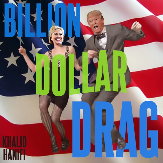 Billion Dollar Drag