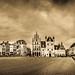 Antique Mechelen.  Panorama by andrewhardyphotos