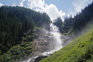 093 Krimml watervallen