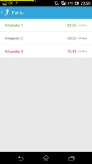 20141028_RunKeeper(Walking)splits