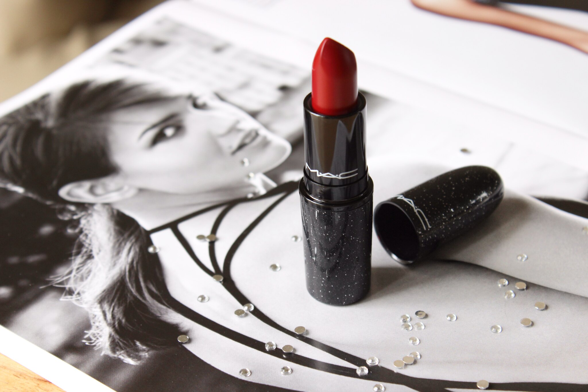 MAC Salon Rouge