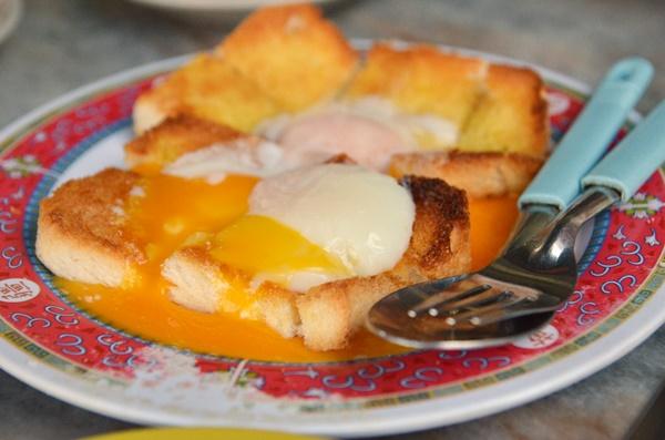 Egg Toasst