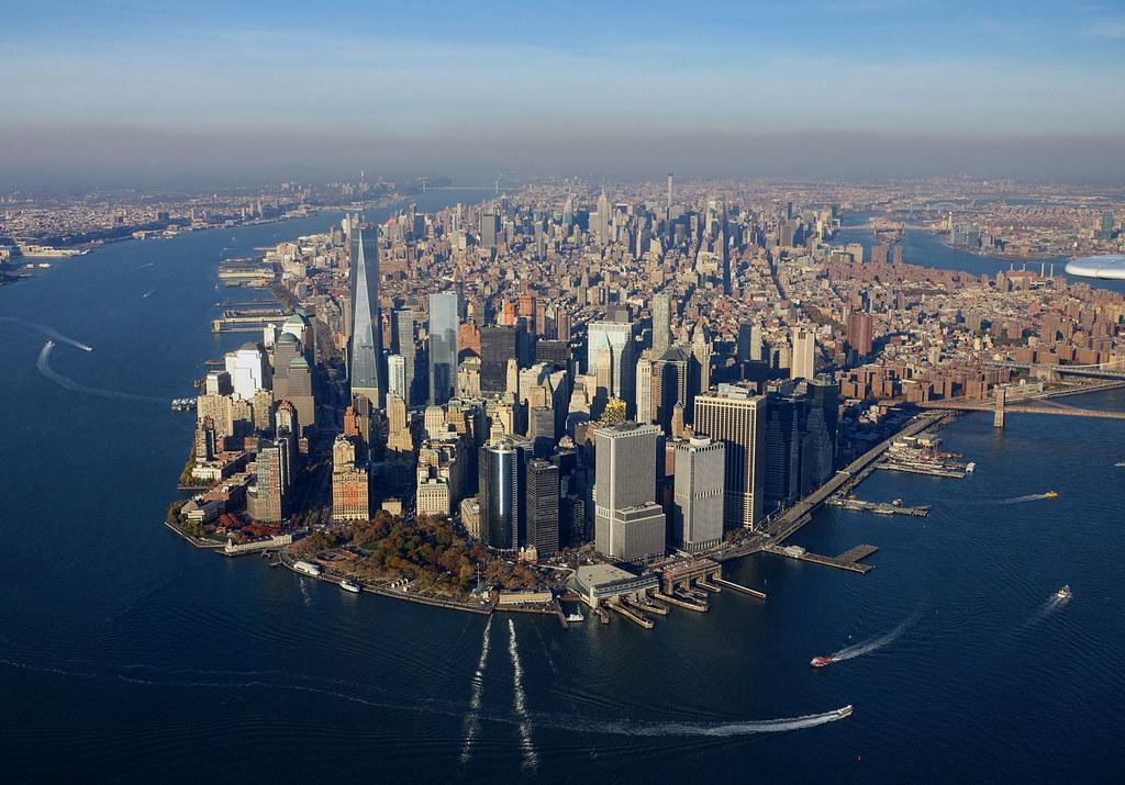 15157393033 8db1a98d5d b Полет над Нью Йорком.