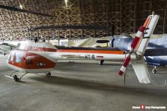 162028 HT-8 - 3707 - Bell TH-57C Searanger - Tillamook Air Museum - Tillamook, Oregon - 131025 - Steven Gray - IMG_8012