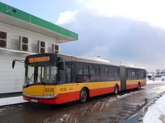 Solaris Urbino 18 III, #8338, MZA Warszawa