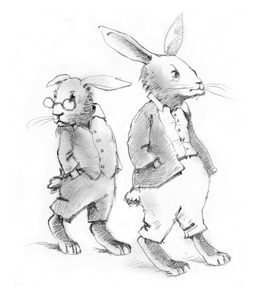 two-rabbits