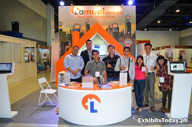 Lamudi.com.ph Exhibit Stand