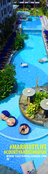Courtyard Marriott Bali Seminyak