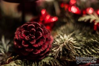 Weihnachtsdekoration  | Projekt | Tag 346