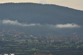 Nube sobre nosotros / The cloud over us
